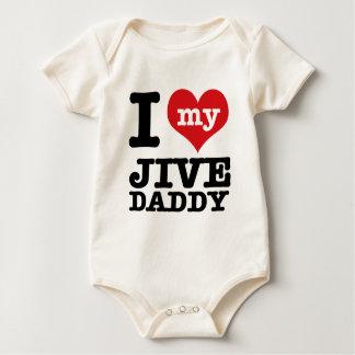 I love my Jive Daddy Baby Bodysuit