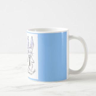 I Love My Job? Basic White Mug