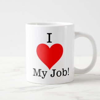 I Love My Job Mug