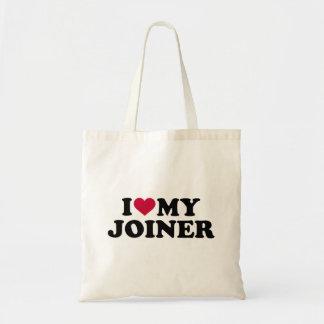 I love my joiner tote bag