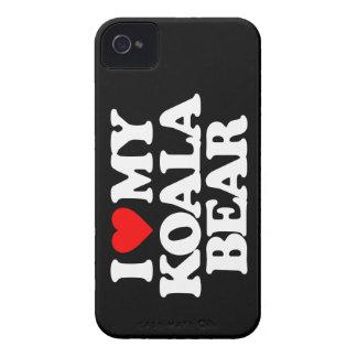 I LOVE MY KOALA BEAR iPhone 4 COVER