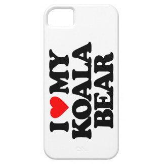 I LOVE MY KOALA BEAR iPhone 5 CASES