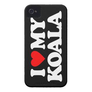 I LOVE MY KOALA Case-Mate iPhone 4 CASE