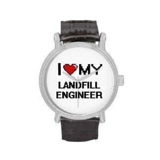 I love my Landfill Engineer Watch