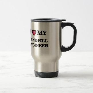 I love my Landfill Engineer Travel Mug
