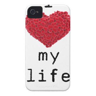 i love my life iPhone 4 covers