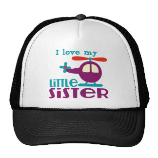 I love my Little Sister Hats