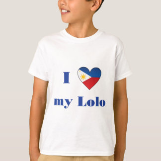 I Love My Lolo 2 T-Shirt