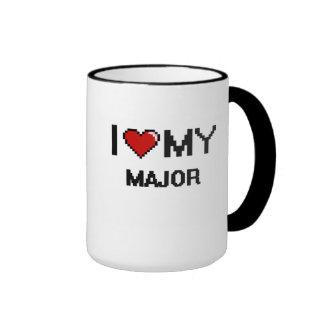 I love my Major Ringer Mug