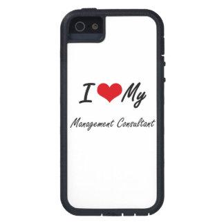 I love my Management Consultant iPhone 5 Cases