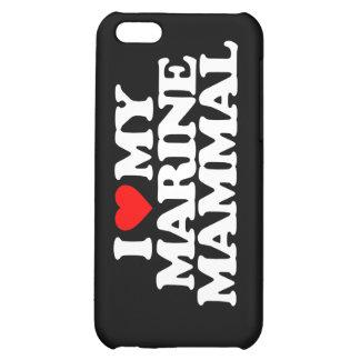 I LOVE MY MARINE MAMMAL iPhone 5C COVER