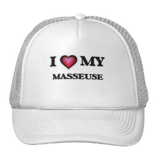 I love my Masseuse Cap