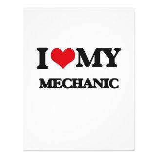 I love my Mechanic Flyer