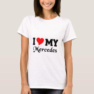 I love my Mercedes T-Shirt