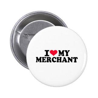 I love my Merchant Button