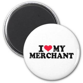 I love my Merchant Refrigerator Magnets