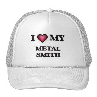 I love my Metal Smith Cap