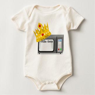 I love my Microwave Baby Bodysuit
