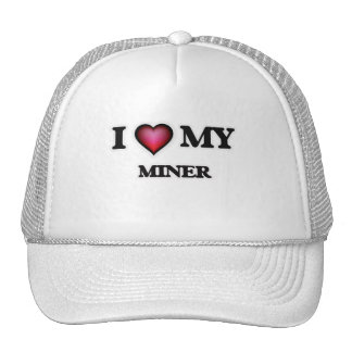 I love my Miner Cap