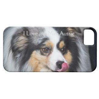 I love My Mini Aussie Iphone6 case iPhone 5 Cases