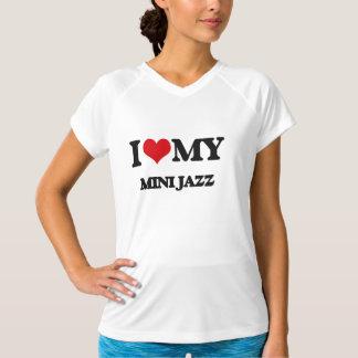 I Love My MINI JAZZ Tshirt
