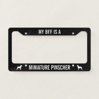 I Love My Miniature Pinscher Custom
