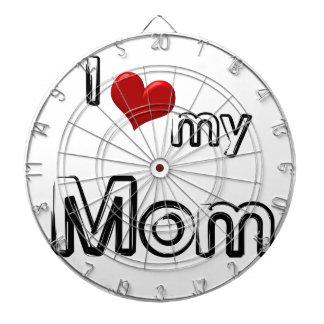 i love my mom dart boards