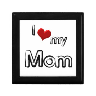 i love my mom gift box