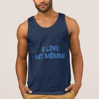 i love my momma tank top
