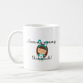 I Love My Mommy This Much - Mug