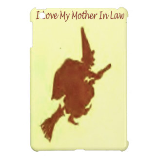 I love my mother in law iPad mini cover