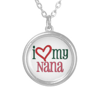 I Love My Nana Necklace