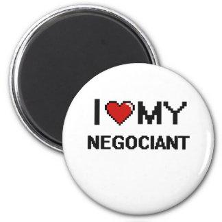 I love my Negociant 2 Inch Round Magnet
