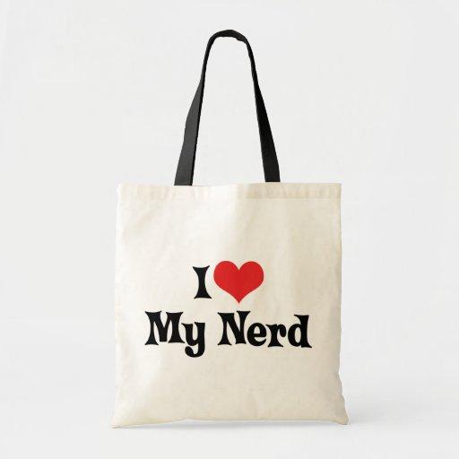 I Love My Nerd Bag