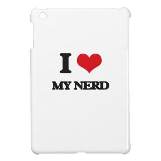 I Love My Nerd iPad Mini Cover