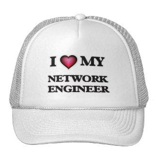 I love my Network Engineer Cap