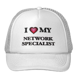 I love my Network Specialist Cap
