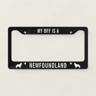 I Love My Newfoundland Custom