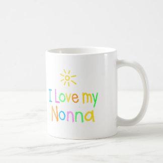 I Love My Nonna Coffee Mug