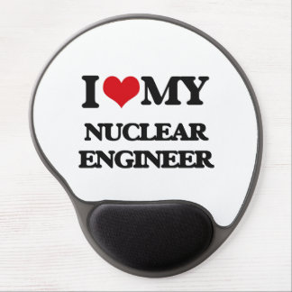 I love my Nuclear Engineer Gel Mouse Pad