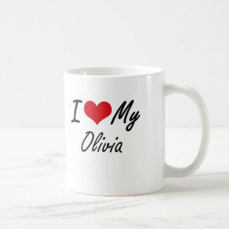 I love my Olivia Coffee Mug