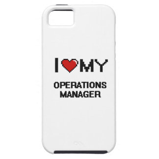 I love my Operations Manager iPhone 5 Covers