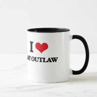 I Love My Outlaw Mug