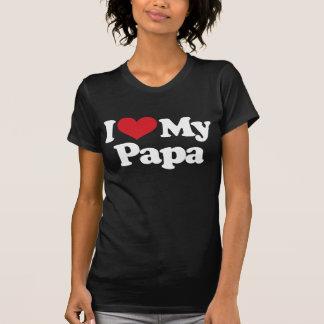 I Love My Papa Tees