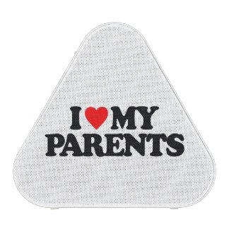 I LOVE MY PARENTS SPEAKER