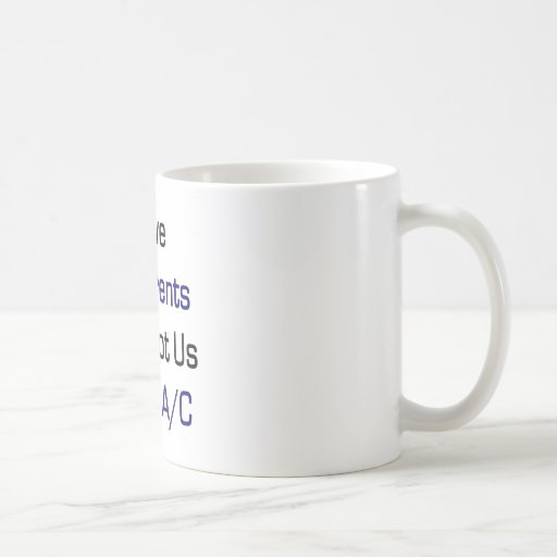 I Love My Parents They Got Us A New AC Mug