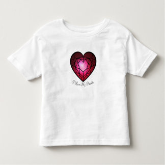 I love my parents toddler T-Shirt