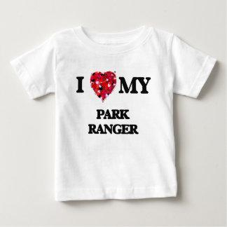 I love my Park Ranger Tshirts