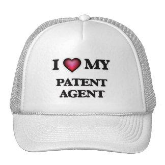 I love my Patent Agent Cap
