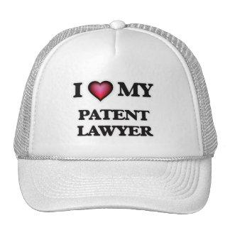 I love my Patent Lawyer Cap